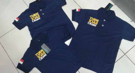 Vendor Sablon Kaos dan Bordir Jakarta Tangerang
