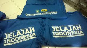 Vendor Sablon Kaos Promosi Jakarta Tangerang