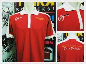Polo Shirt Bordir di Ciledug Tangerang