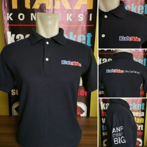 polo shirt bordir
