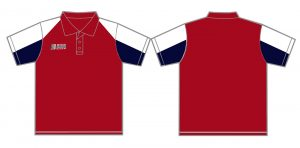 Design Polo Shirt Bordir