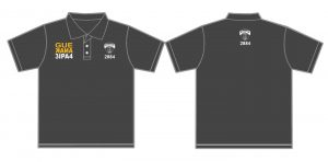 Design Polo Shirt Bordir